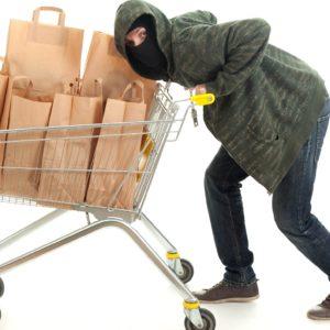 Какое наказание за воровство в магазинах, виды краж